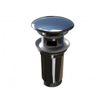 Донный клапан для раковины click clack Kerabad AVM01