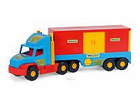 """Машина """"Super Truck"""" фургон Тигрес/3/"""