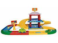 "Паркинг ""Kid Cars 3D"" 2 этажа 3,4м Тигрес/5/"
