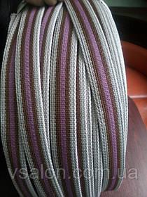 Лента ременная 35мм полипропилен цветная