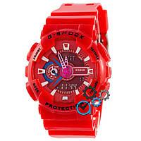 Часы спортивные мужские/женские G-Shok красные