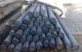 Круг, прут стальной диаметр 130 мм сталь ШХ15 длина 3,05 м купить цена