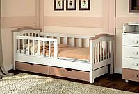 Детские кровати от 3 лет Конфетти капучино 80*190