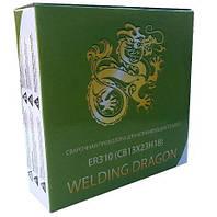 Проволока Welding Dragon ER 310 1.2 мм 5 кг (D200)