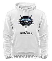 Толстовка Ведьмак The Witcher Wolf