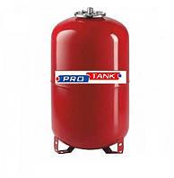 Вертикальный расширительный бак  PROTANK PT-60V  (производство - Турция) Давление 10 бар 60 литров