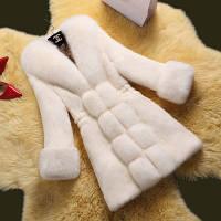 Женская меховая шуба . Модель 1021