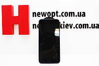 Защитное стекло для IPhone 7 3D черное/белое, фото 1