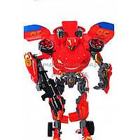 Детский трансформер робот-машинка «Тачки» 4080
