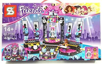 Конструктор Лего Friends 380, 476 деталей