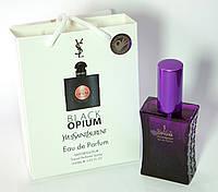 Мини парфюм Yves Saint Laurent Black Opium в подарочной упаковке 50 ml