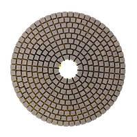 Алмазные гибкие шлифовальные круги 125 мм, универсальные кл А, #600