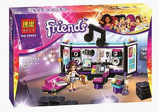 Конструктор Лего Friends 10403, 175 деталей