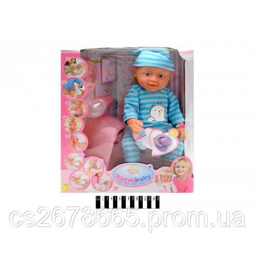 Пупс Warm Baby 8004-404В