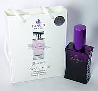 Мини парфюм Lanvin Jeanne Lanvin в подарочной упаковке 50 ml