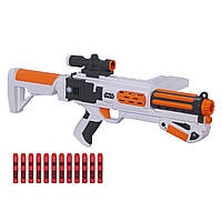 Бластер НЕРФ Star Wars Nerf Episode VII First Order Stormtrooper Deluxe Blaster, фото 1