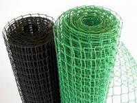 Декоративная садовая решетка Intermas - Nortene K-100/10  зеленая 1 м *25 м
