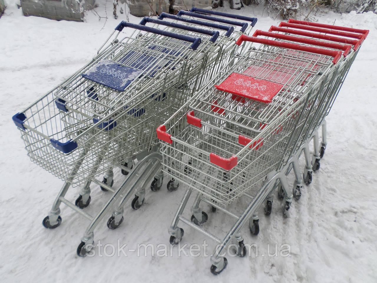 Покупательские тележки, торговые тележки, тележки для супермаркетов