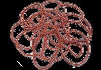 Резинки для денег 1кг красные 60мм