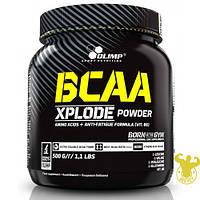Аминокислоты BCAA в порошке Xplode Powder от Olimp