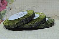 Стрічка парча 0.9 см (бабіна)