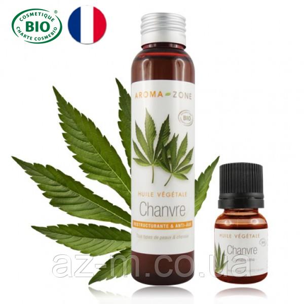 Конопляное (Chanvre) BIO, растительное масло