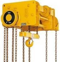 Компактная таль для малой габаритной высоты с интегрированной кран-тележкой моделей VNRP и VNRG
