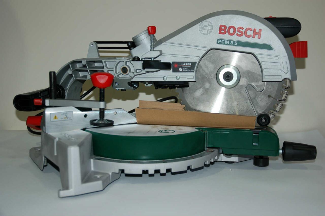 Торцовочная пила Bosch PCM 8S, 0603B10100