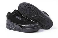 Кроссовки Jordan 3 Retro Black/Grey