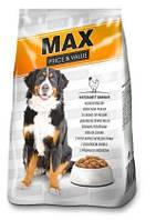 Сухой корм для собак MAX® (Макс, Венгрия) с птицей 10 кг