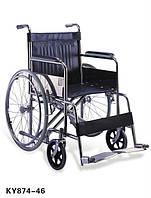 Инвалидная коляска из стали KY874-46
