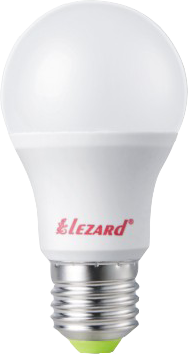 Лампа светодиод. LED GLOB LEZARD A45  5W 4200K E27 220V 442-A45-2705