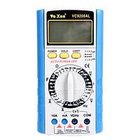 Мультиметр универсальный VC-9208AL