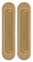 Ручка для раздвижных дверей SH010-SG-1 золото матовое