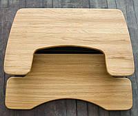StiyStil Solid Oak Эргономичная надставка на стол для работы стоя и сидя