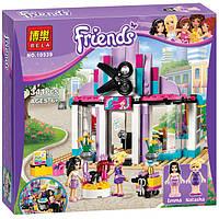 "Конструктор Bela ""Парикмахерская Хартлейк"" 341 деталь арт. 10539 (аналог LEGO Friends 41093)"