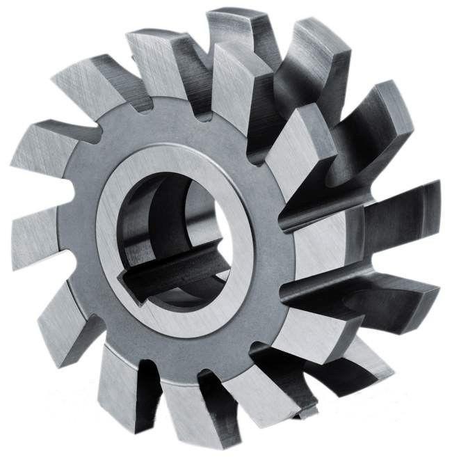 Фреза радиусная вогнутая Ø100 R8 Р6М5
