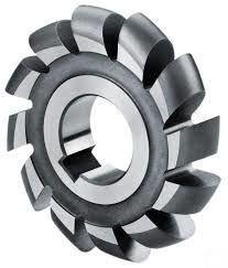 Фреза радиусная выпуклая Ø100 R10 Р6М5