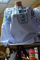 Жіноча блузка ПОШИТА габардин