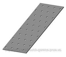 Монтажна Пластина (кріпильна) перфорована 40х120х2