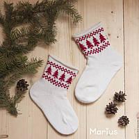 Виды зимних женских носков