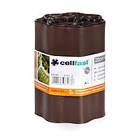 Бордюр газонный бордюр Cellfast коричневый 20 см * 9 м Польша