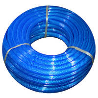 Шланг поливочный Evci Plastik Софт +КГ (Силиконовый) для дома и сада диаметр 3/4 Длина  50 м (SF+3/4 50)