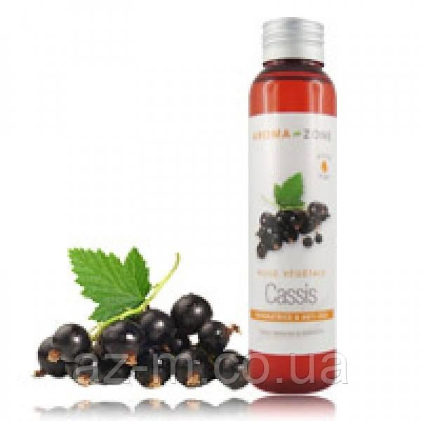 Черной смородины (Cassis), растительное масло 30 мл