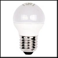 Лампа LUXEL ECO LED шарик 7W E27 4000K 050-N