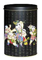 "Зеленый китайский чай ""Пушечный порох АА"" 200 г, ж/б"