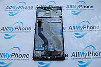 Дисплейный модуль для мобильного телефона Lenovo Vibe X3 Black