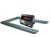 Паллетные электронные весы ZEUS ВПЕ3000-4(H1208) 500кг....3т