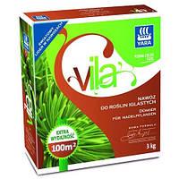 Гранулированное минеральное удобрение для хвои Yara Vila 3 кг