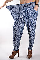 Летние брюки галифе БАТАЛЫ р50-56 (A401) | 12 пар